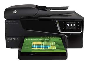 HP Officejet 6600 e-All-in-One Tintenstrahl Multifunktionsdrucker (A4, Drucker, Scanner, Kopierer, Fax, Dokumentenecht, Wlan, USB, 4800x1200)