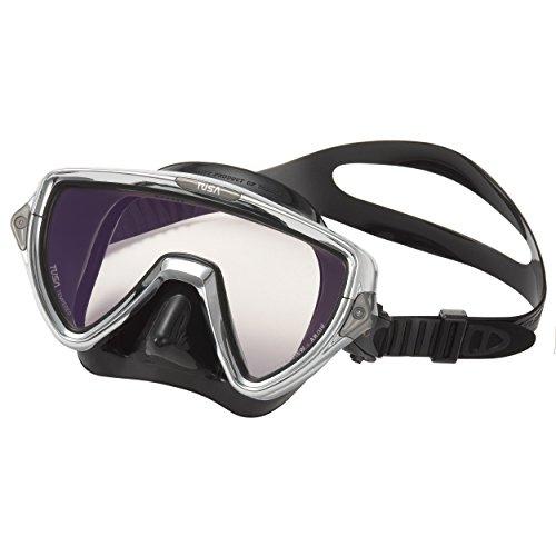 TUSA Sport Taucherbrille Tusa Visio Pro - einglas tauchmaske erwachsene profi