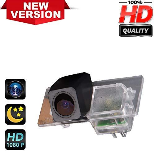 HD telecamera di retromarcia Retrocamera Telecamera Posteriore retromarcia per Luce Targa Specifica Linea Guida Selezionabile per Mercedes Benz Smart R300//R350//Smart ED//Smart 451//Smart Fortwo