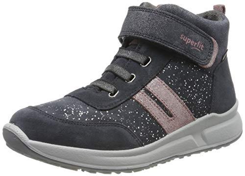 superfit Mädchen Merida Gore-Tex Hohe Sneaker, (Grau 20), 34 EU