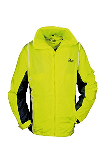 Michaelax-Fashion-Trade - Blouson - Blouson - Uni - Manches Longues - Homme Neon Yellow (406)