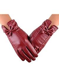 34d6f8f529fbbc Targogo Gloves Frauen Fingerlose Strickhandschuhe Winterhandschuhe Arm  Wärmen Mädchen Lederhandschuhe Fausthandschuhe