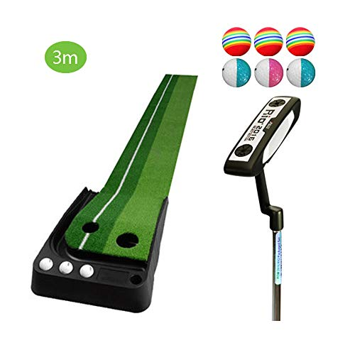 TESITE Set di Tappeti da Golf per Esercitarsi con I Bambini (3m * 41cm)