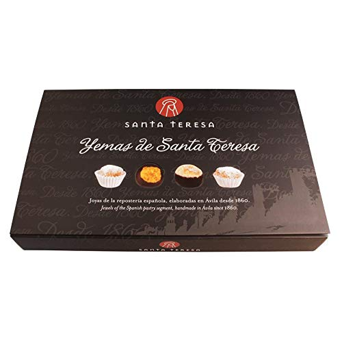 Estuche Gourmet Yemas de Santa Teresa - 24 unidades - 4 sabores