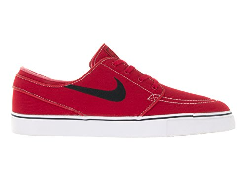 Nike Herren Zoom Stefan Janoski Cnvs Skaterschuhe UNIVERSITY RED/BLACK-GUM LIGHT BROWN