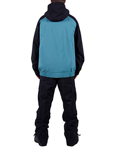 Nitro, Giacca da snowboard Uomo Squaw (Storm/Black)