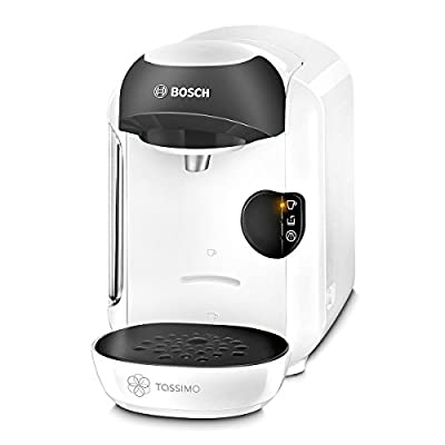 Tassimo Vivy Hot Drinks and Coffee Machine TAS1257GB, Parent