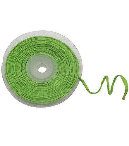 rotolo-di-rafia-con-filo-metallico-verde