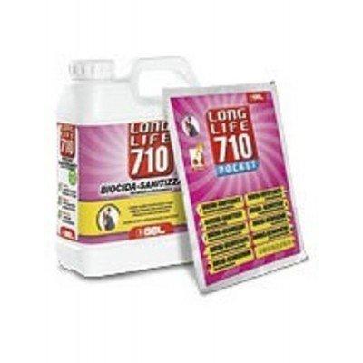 Sanitizzante per impianti long life 710 lt.1 gel 113.167.11