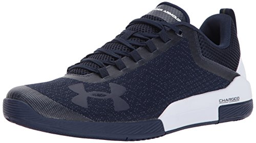 Under Armour Charged Legend TR Chaussure de Course À Pied - SS18 Midnight Navy/White/Midnight Navy