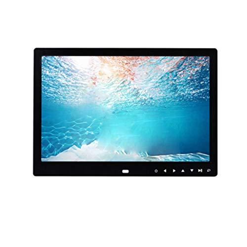 Photo Frame Neuer hochauflösender LED-Bildschirm 10 Zoll 12 Zoll 13 Zoll 15 Zoll digitaler Bilderrahmen 1080P elektronische Album-Video-Werbemaschine