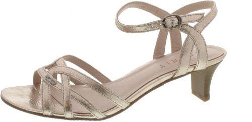 ESPRIT 037EK1W051/E280 Damen Sandalette eleganter Boden, Größe 37.0