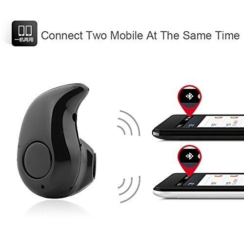 Captcha-Black-Mini-S530-Stereo-Bluetooth-41-Headset-For-All-Smartphones-Color-May-Vary