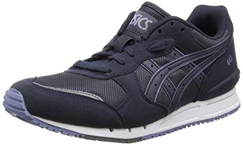 Asics Gel-Classic, Baskets Basses Mixte Adulte Bleu (indian Ink/indian Ink 5050)