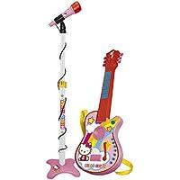 Reig REIG1504 - Guitarra eléctrica (plástico)