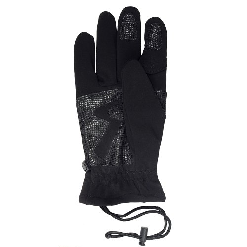 Matin Finger Shooting Glove Black Medium [JU0272M] (Shooting Glove Medium)