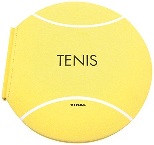 Tenis (Mundo deportivo) por Tikal Ediciones S A