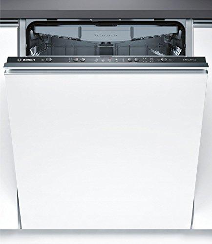 Bosch Serie 2 SMV25EX00E Fully built-in 13place settings A+ dishwasher - Dishwashers (Fully built-in, Full size (60 cm), Black, Buttons, 1.75 m, 1.65 m)