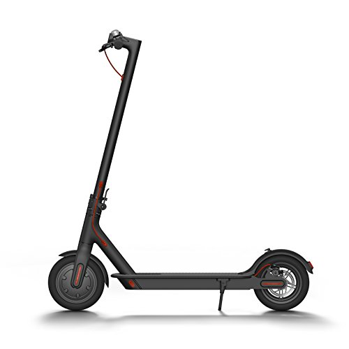 Xiaomi Mi Scooter M365 - Foldable electric scooter, 30 Km range, 25km / h, black