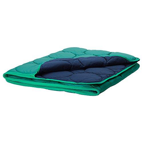 ZigZag Trading Ltd IKEA IKEA PS 2017–Schlafsack grün/dunkelblau
