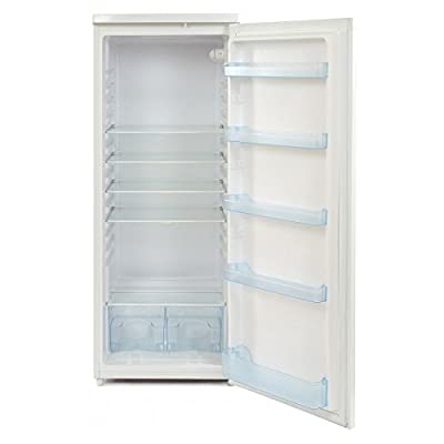 White Knight Upright Tall Larder Fridge L240H Freestanding