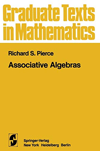 Associative Algebras (Graduate Texts in Mathematics)