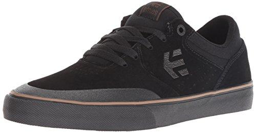 Etnies Herren Marana Vulc Skateboardschuhe, Schwarz (Black/Dark Grey/Gum 566), 46 EU