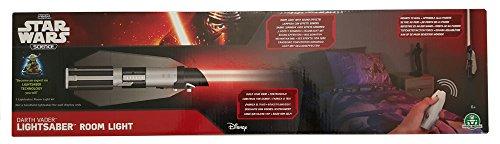 Star Wars Science Lámpara Sable de luz Darth Vader 60 cm