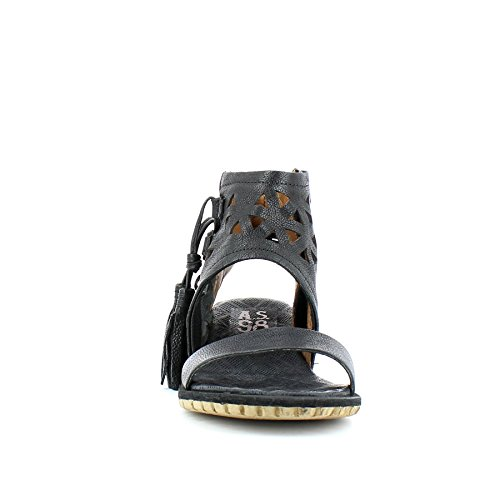 A.S.98 Sandalen Punch 904004-301 Nero Airstep as98 Nero