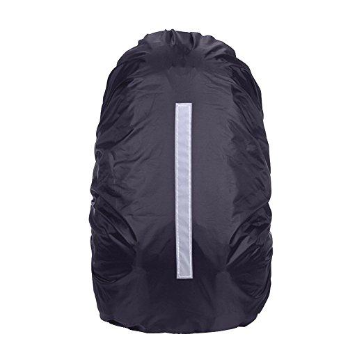 Broadroot, copertura per zaino da campeggio e da viaggio, impermeabile e antipolvere, 20 - 45 litri