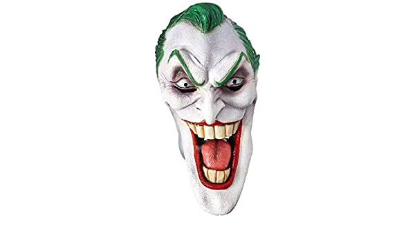 Buy Joker Latex Mask Online at Low Prices in India - Amazon in