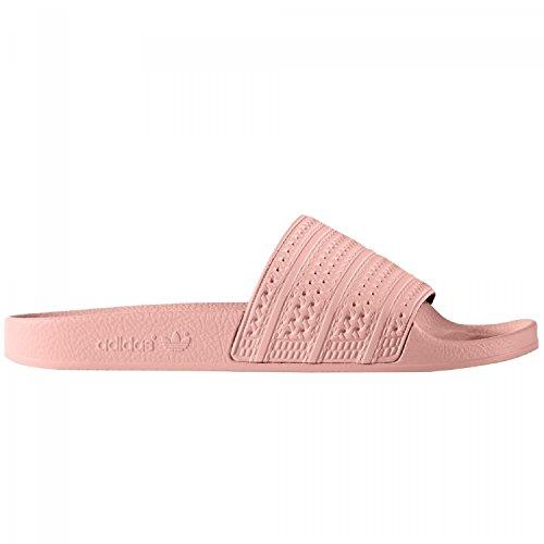 Adidas Adilette Mädchen Sandalen Pink gebraucht kaufen  Wird an jeden Ort in Deutschland