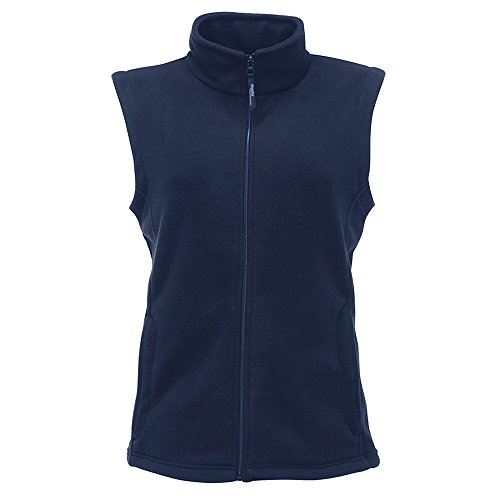 Regatta Damen Microfleece-Bodywarmer / Fleece-Weste (46 DE / 20UK) (Dunkles Marineblau)