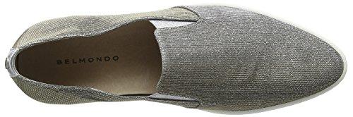 Belmondo - 703375, Scarpe da ginnastica Donna Argento (Silber (argento))