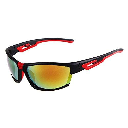 Gcr occhiali da sole ombra polarizzante occhiali uomini e donne bicolore antivento ciclismo occhiali da sole , c3