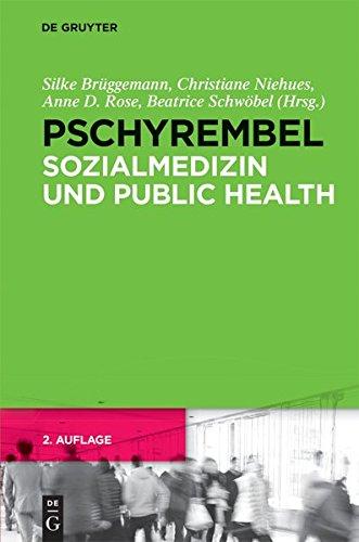 Pschyrembel Sozialmedizin und Public Health