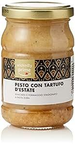 Marchio Amazon - Wickedly Prime - Pesto al tartufo d'estate (6 x190g)