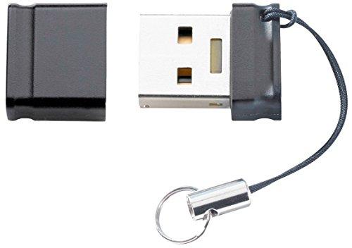 Intenso Slim Line 16 GB USB-Stick USB 3.0 schwarz - Befestigen 16 Gb Usb