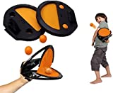 Express Trading ® SQUAP THROW & CATCH MAGIC BALL PLAY GAME KIDS CHILDREN INDOOR OUTDOOR FUN