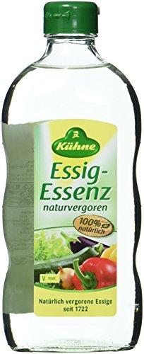 Kühne Essig-Essenz in der Flasche, 400 g