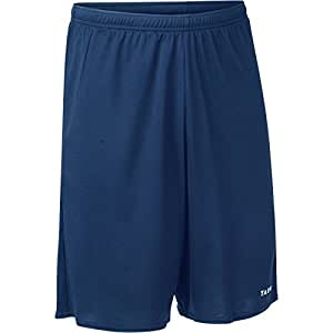 Kipsta SH100 Adult Beginner Basketball Shorts - Navy Blue (S)