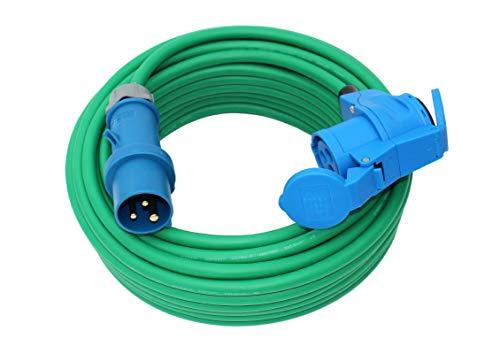 CEE Camping Kabel H07RN-F 3x2,5mm² mit Winkelkupplung gebraucht kaufen  Wird an jeden Ort in Deutschland