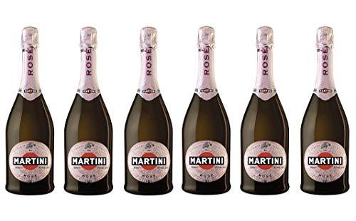 Martini Rosé Extra Dry Spumante Sparkling Wine (6 x 0.75 l)