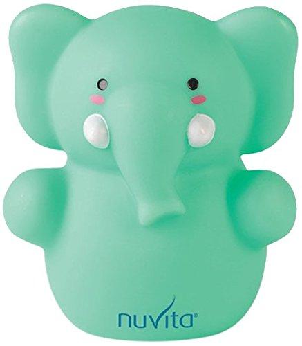 Nuvita NU-BDNL0003-6603 Luce Notturna Elefante, Verde