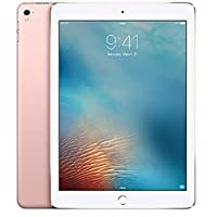 Apple iPad Pro with Facetime Tablet - 9.7 Inch, 32GB, WiFi, Rose Gold
