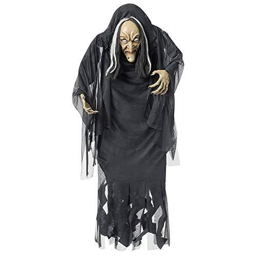 Widmann - Dekofigur Hexe mit