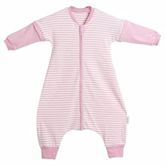 LETTAS Sacos de Dormir Infatiles Bebé Niños Verano Sin de Dormir Suenos para Recién Nacido Pijama 0.5 TOG