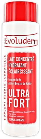 Le Lait concentré hydratant éclaircissant ultra fort