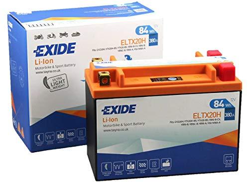 EXIDE - BATTERIE EXIDE LI-ION ELTX20H