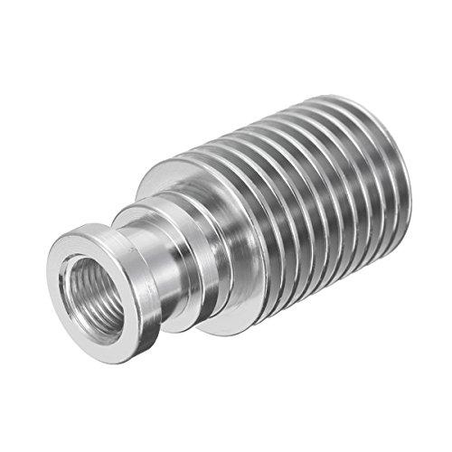 Alamor Aluminium Extruder Kühlkörper für 1.75/3 mm Proximity Remote V6 J-Head 3D Drucker Remote-head